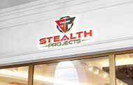 Stealth Projects Logo - Entry #338