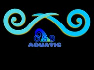 GSB Aquatics Logo - Entry #107