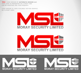 Moray security limited Logo - Entry #72