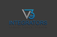 V3 Integrators Logo - Entry #128