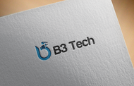 B3 Tech Logo - Entry #75