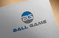 Ball Game Logo - Entry #186