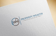 Property Wealth Management Logo - Entry #14