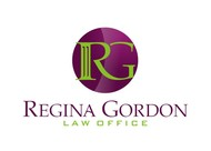 Regina Gordon Law Office  Logo - Entry #97