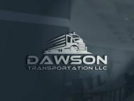 Dawson Transportation LLC. Logo - Entry #125