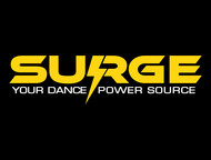 SURGE dance experience Logo - Entry #184