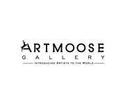 ArtMoose Gallery Logo - Entry #54
