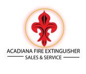 Acadiana Fire Extinguisher Sales and Service Logo - Entry #268