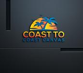 coast to coast canvas Logo - Entry #37