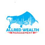 ALLRED WEALTH MANAGEMENT Logo - Entry #637