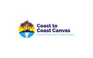 coast to coast canvas Logo - Entry #78