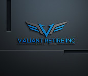 Valiant Retire Inc. Logo - Entry #119