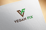 Vegan Fix Logo - Entry #316