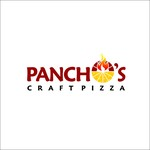 Pancho's Craft Pizza Logo - Entry #62