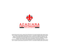 Acadiana Fire Extinguisher Sales and Service Logo - Entry #96
