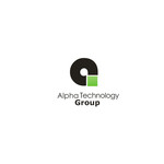 Alpha Technology Group Logo - Entry #143