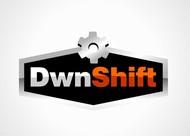 DwnShift  Logo - Entry #81