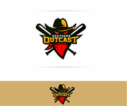 Southern Outcast Logo - Entry #24