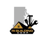 RI Building Corp Logo - Entry #219
