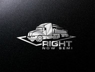 Right Now Semi Logo - Entry #158