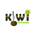Kiwi Threads Logo - Entry #2
