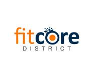 FitCore District Logo - Entry #145