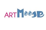 ArtMoose Logo - Entry #12