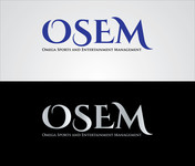 Omega Sports and Entertainment Management (OSEM) Logo - Entry #210