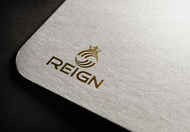 REIGN Logo - Entry #133
