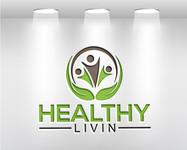 Healthy Livin Logo - Entry #160