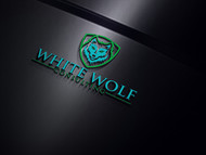 White Wolf Consulting (optional LLC) Logo - Entry #203