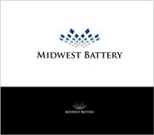 Midwest Battery Logo - Entry #42