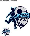 So Cal FC (Football Club) Logo - Entry #18