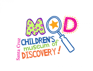 santa cruz children's museum of discovery  MOD Logo - Entry #11