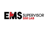 EMS Supervisor Sim Lab Logo - Entry #159