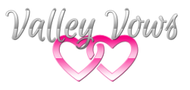 Valley Vows Logo - Entry #118