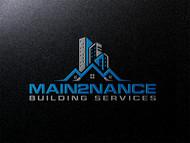 MAIN2NANCE BUILDING SERVICES Logo - Entry #188