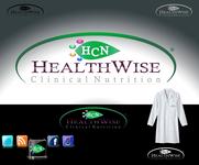 Logo design for doctor of nutrition - Entry #134