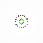 Revolution Roofing Logo - Entry #392