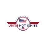 Unite not Ignite Logo - Entry #254