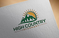 High Country Informant Logo - Entry #83