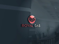 Royal Gas Logo - Entry #88