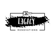 LEGACY RENOVATIONS Logo - Entry #198