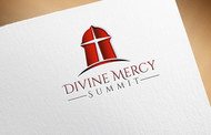 Divine Mercy Summit Logo - Entry #4
