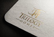 TRILOGY HOMES Logo - Entry #117