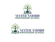 Mater Amoris Montessori School Logo - Entry #618