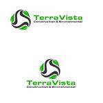 TerraVista Construction & Environmental Logo - Entry #365
