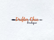 Drifter Chic Boutique Logo - Entry #359
