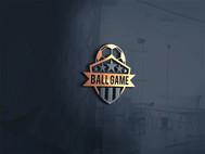 Ball Game Logo - Entry #57
