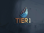Tier 1 Products Logo - Entry #498